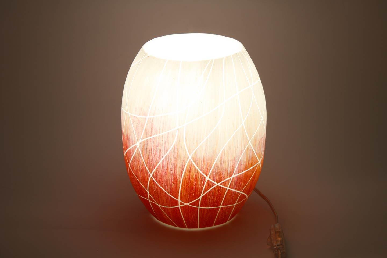 Lampada elettrica in cera botte decorazione filo candele for Lampade a led lunghe